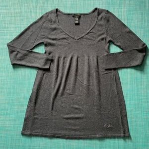 BCBG Long sleeve tunic